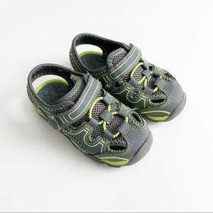 Sz 6 Baby Boys Garanimals Water Sandals GUC